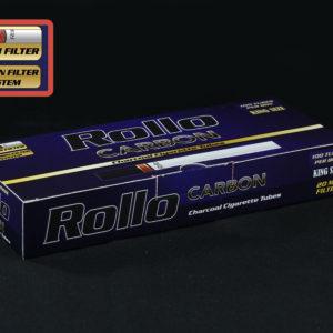 600 ROLLO RED ULTRA SLIM Tobaccoo Ciggarette filter tubes Memphis venti